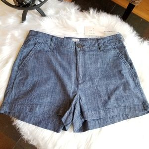 NWT a•new•day Chino Shorts - Size 4